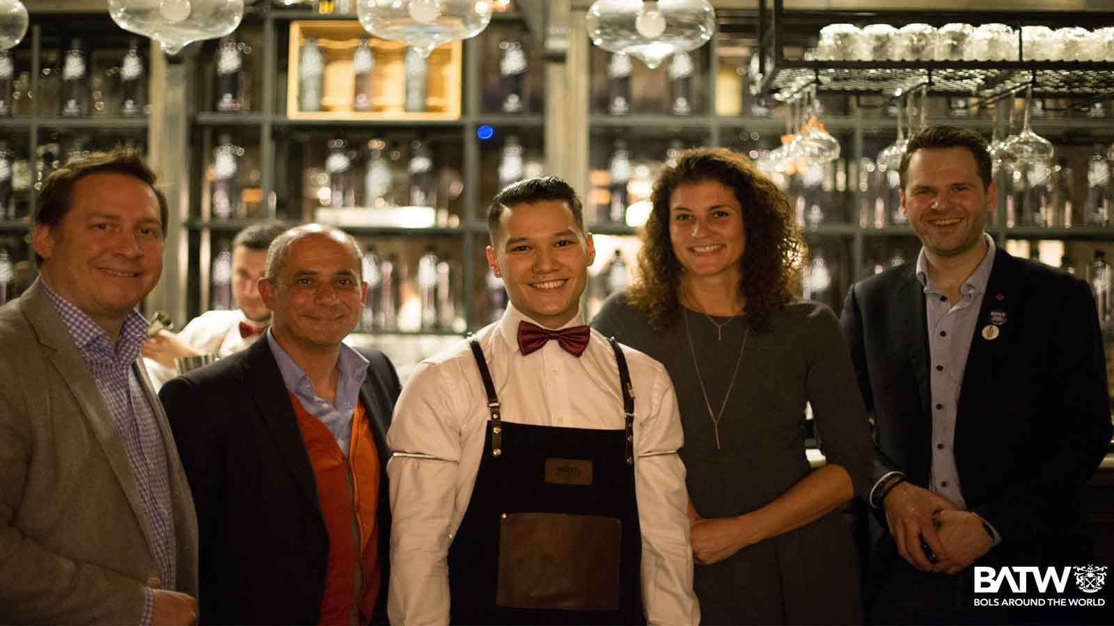 Malta to be represented at Bols Around the World cocktail competition final in Amsterdam