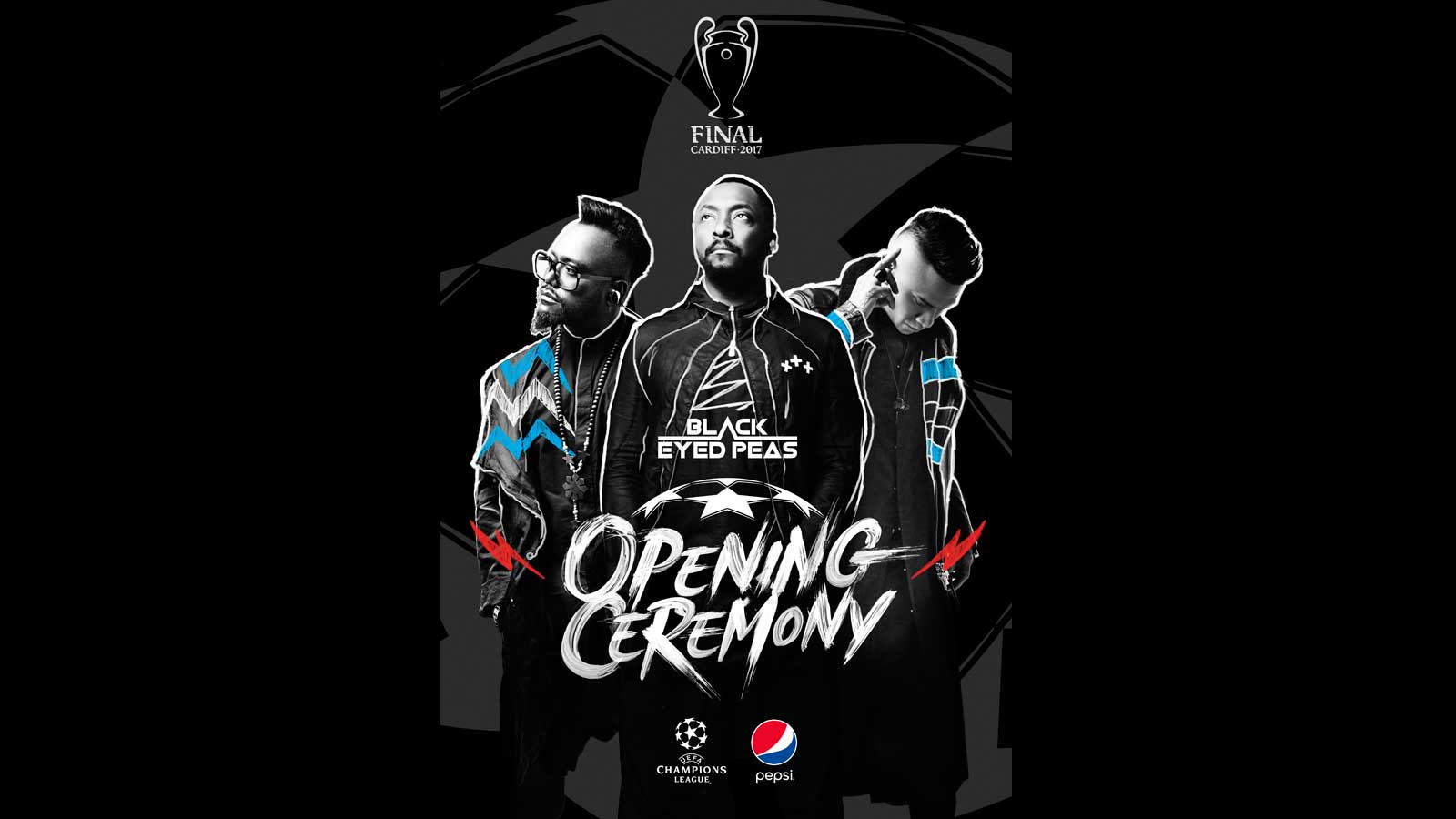 UEFA and Pepsi celebrate football fandom at UEFA Champions League Final Opening Ceremony