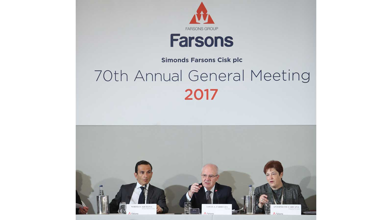Farsons' shareholders authorise property Spin-off
