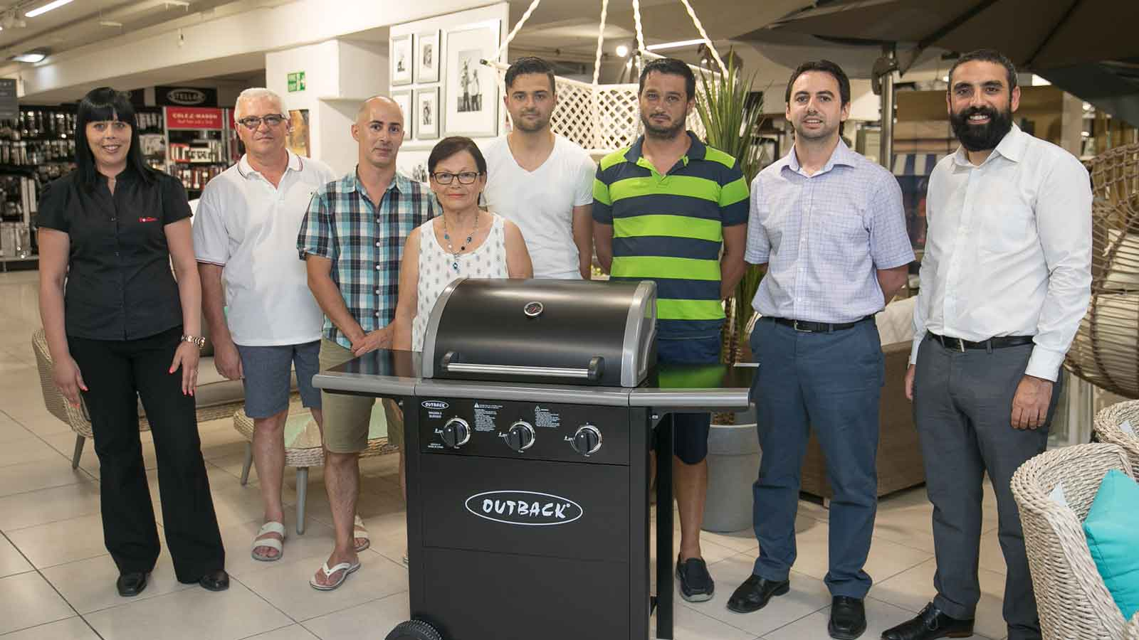 First winners announced in Cisk BBQ promotion