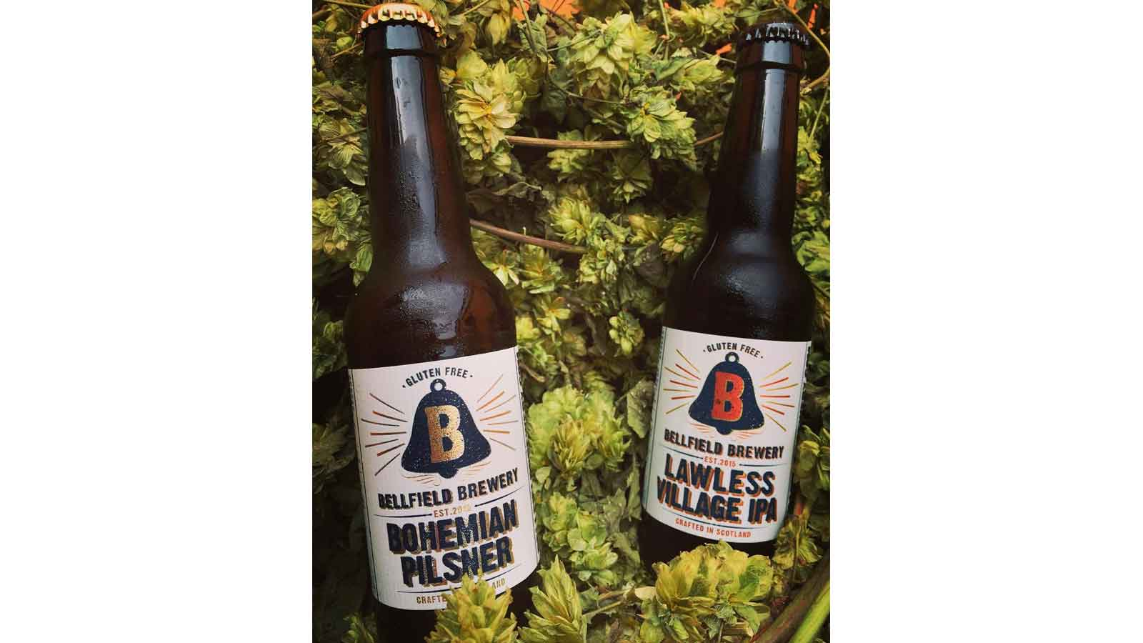 Bellfield gluten-free beers now in Malta