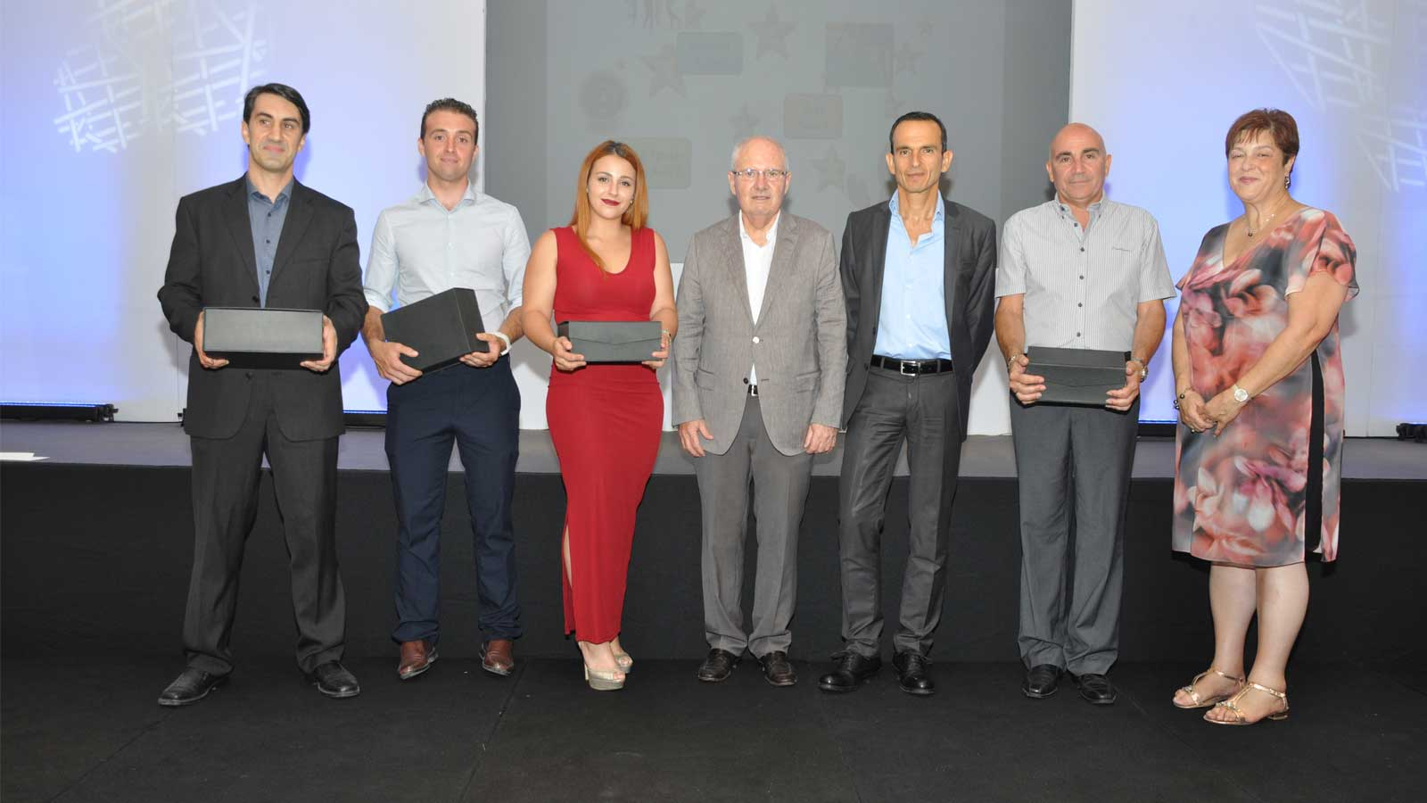 Farsons Group awards employees