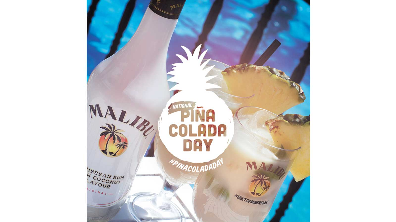 Malta celebrates National Pina Colada Day