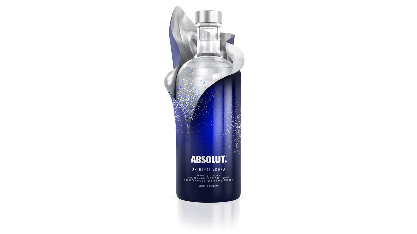 Uncover the possibilities of the night with Absolut's new limited edition bottle
