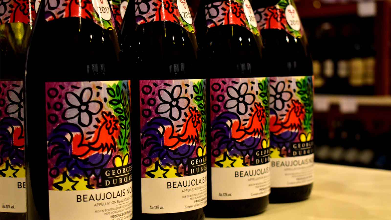 It's Beaujolais Nouveau time