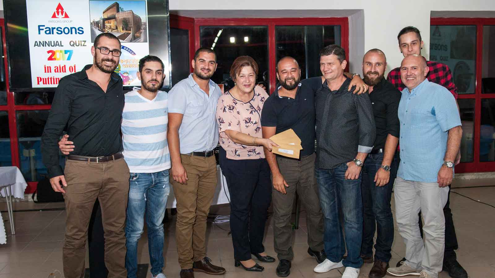 Farsons Group, Multigas, Liquigas and Farrugia Investments donate €50K to l-Istrina