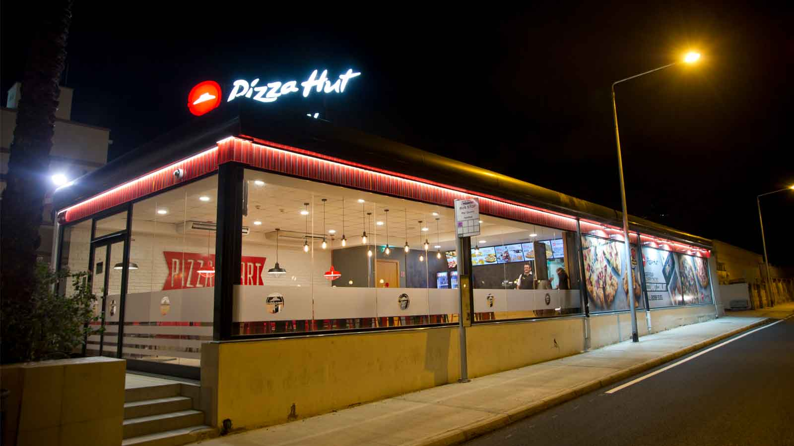 A new concept for Pizza Hut Qormi