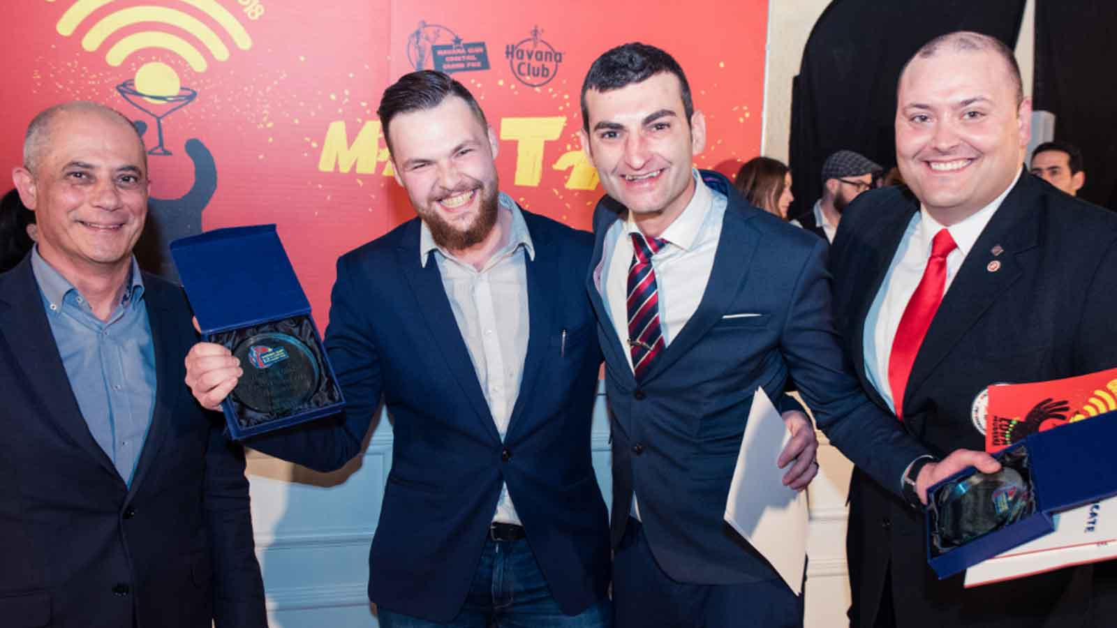 Bartender from Malta to compete in the Havana Club Cocktail Grand Prix in Cuba