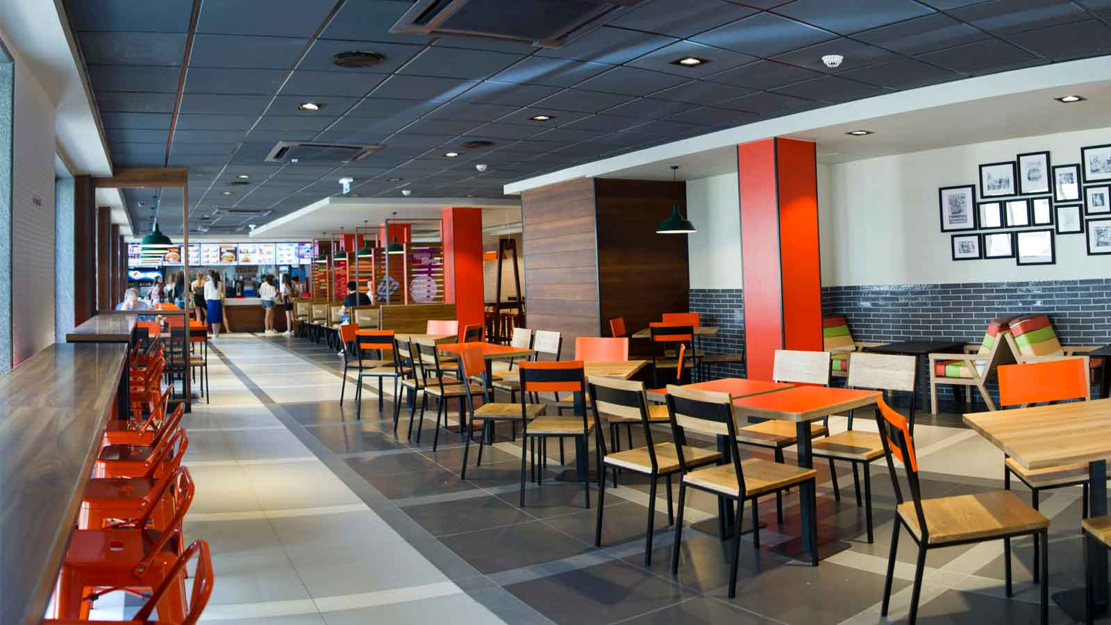 A new look for Burger King Paceville