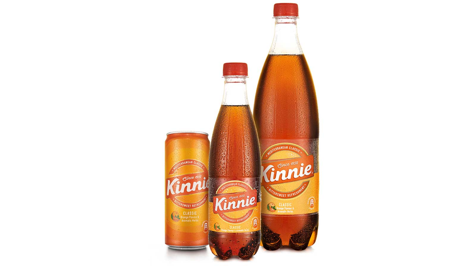 Kinnie – the biggest flavour under the sun