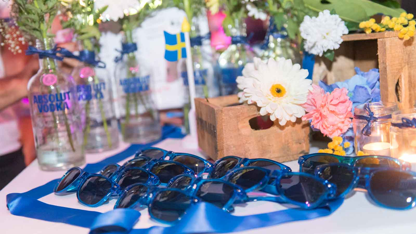 Absolut celebrates Midsummer in Malta