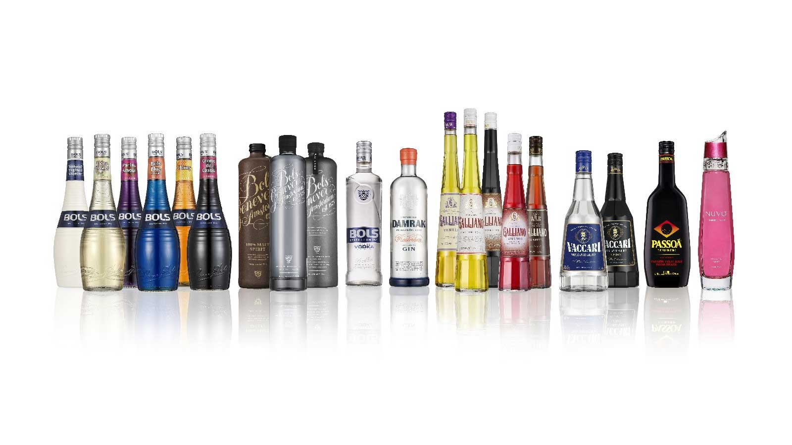 Lucas Bols launches new concept for Bols Around The World to celebrate its 10th edition