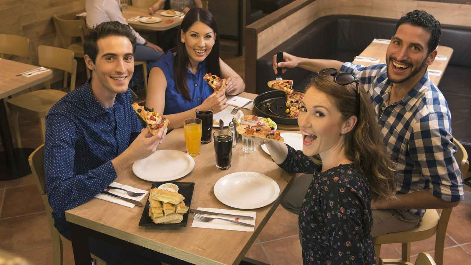 Pizza Hut launch 'All You Can Eat' promotion