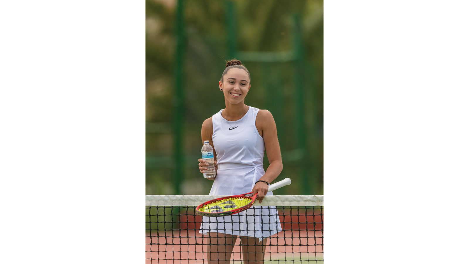 Tennis player, Francesca Curmi, appointed San Michel brand ambassador