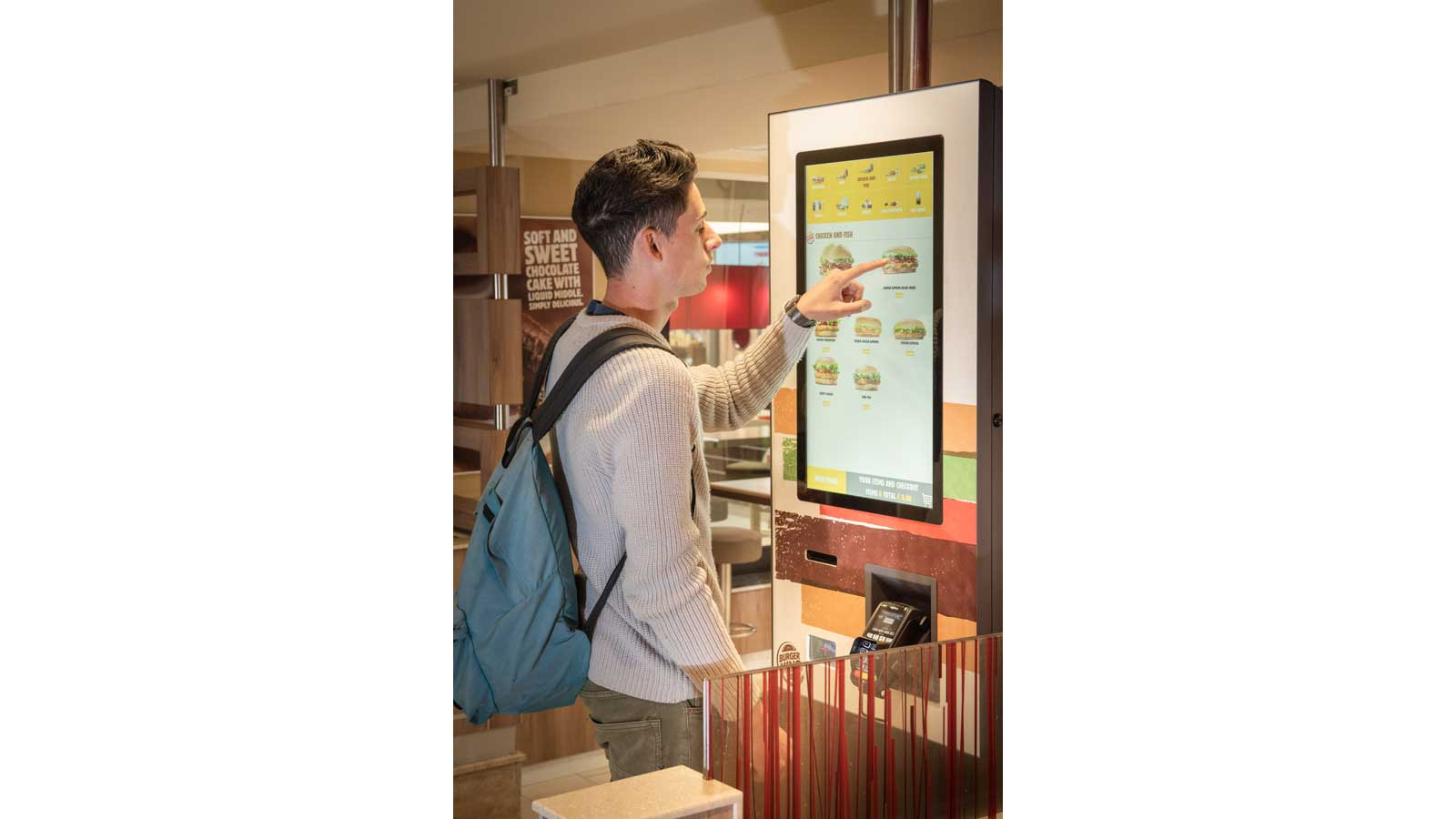 Burger King Malta launches self-ordering kiosks