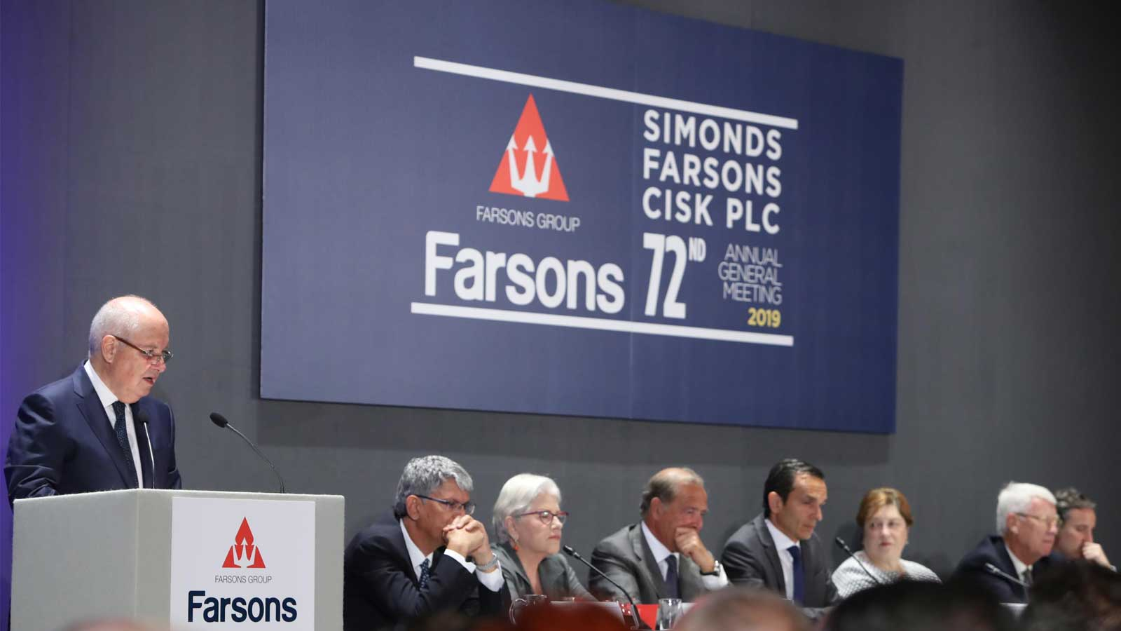 Farsons maintains its growth strategy