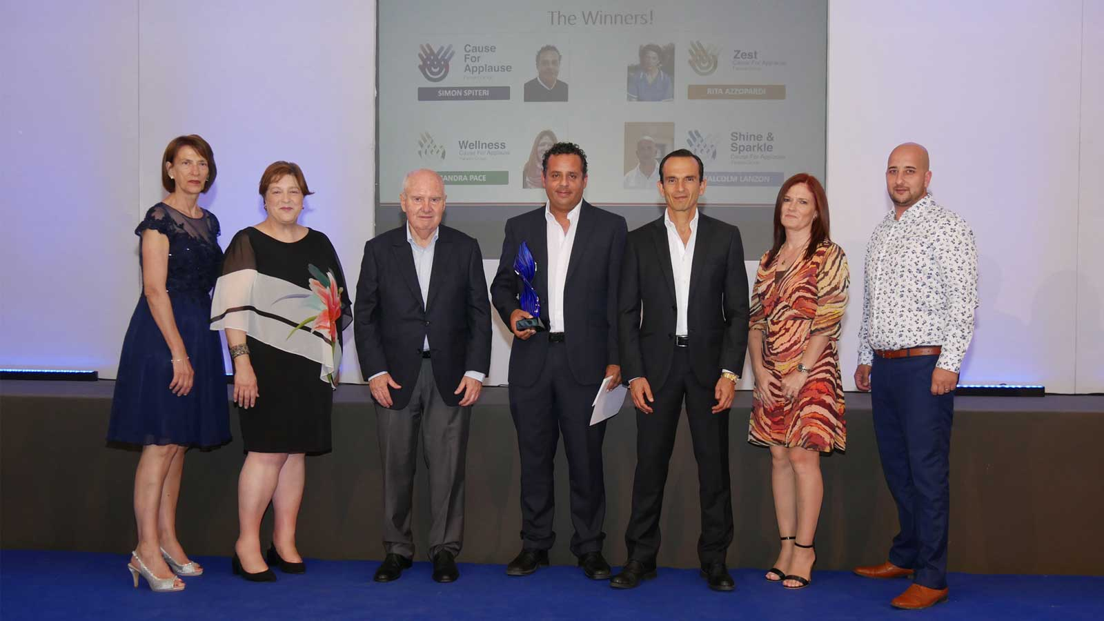 Farsons Group recognition awards for employees