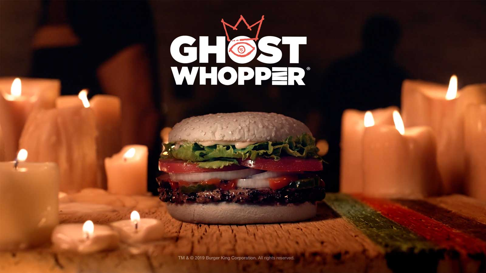 Burger King launches Ghost Whopper sandwich for Halloween