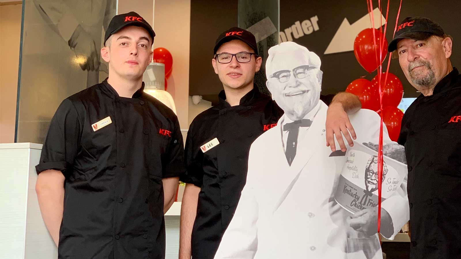 KFC Malta celebrates Founder's Week with Brand Chef competition