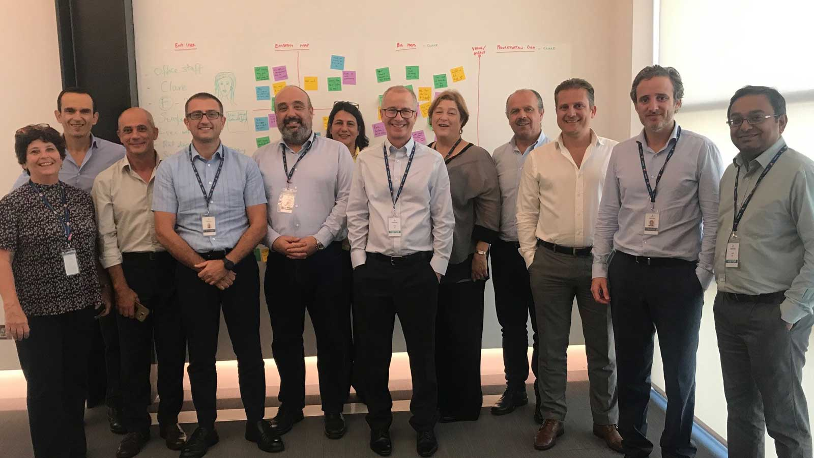 Design Thinking Executive Masterclass for Farsons Senior Management