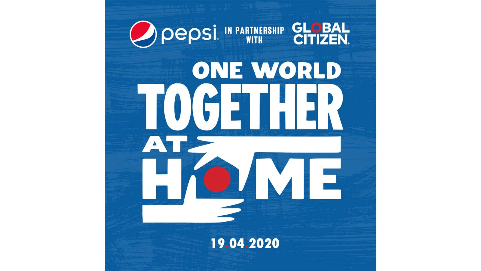Pepsi partners with Global Citizen for One World: Together At Home special