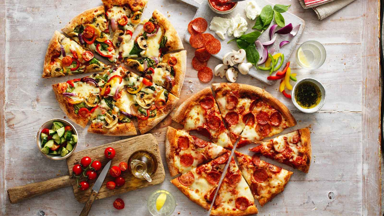 Pizza Hut Malta launches new style of handcrafted pizza