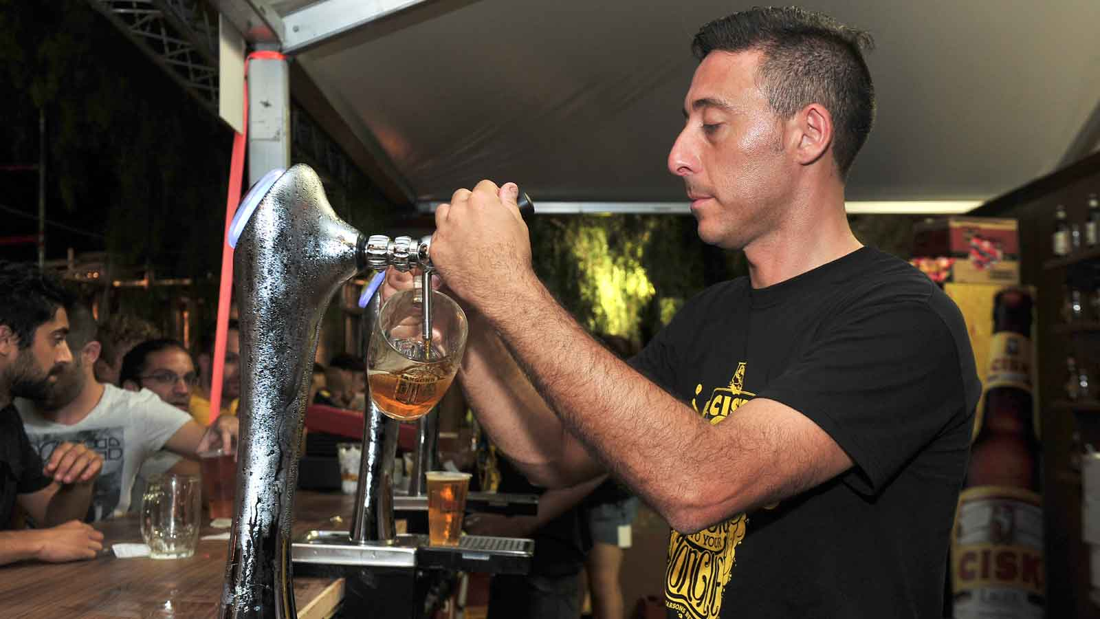 The Farsons Beer Festival kicks off tonight