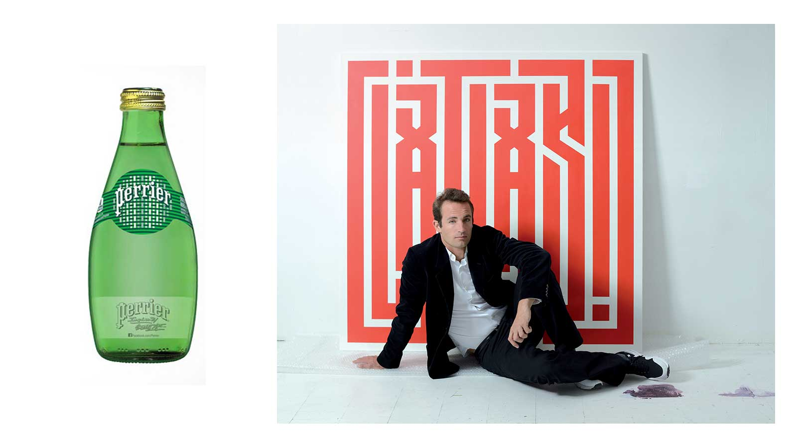 2015 Limited Edition Perrier Inspired by Street Art