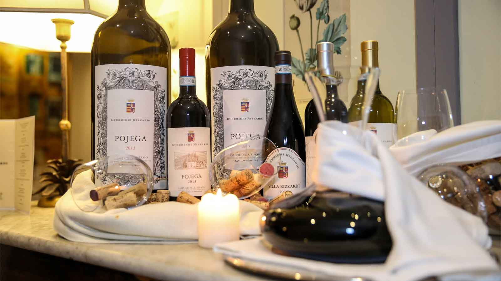 Guerrieri Rizzardi Masterclass and Winemaker's Dinner