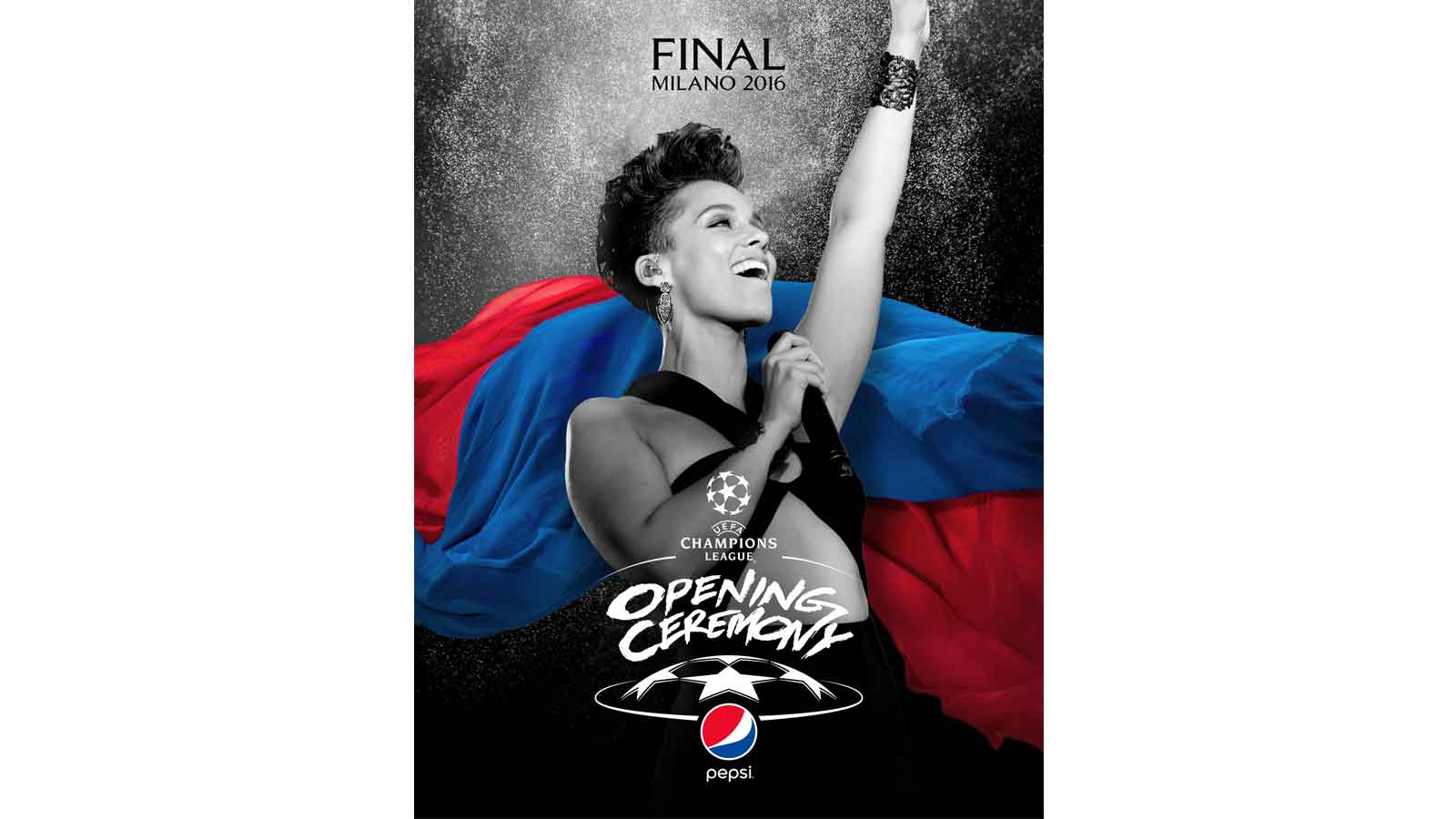 UEFA and Pepsi® bring first-ever epic live music to UEFA Champions League Final