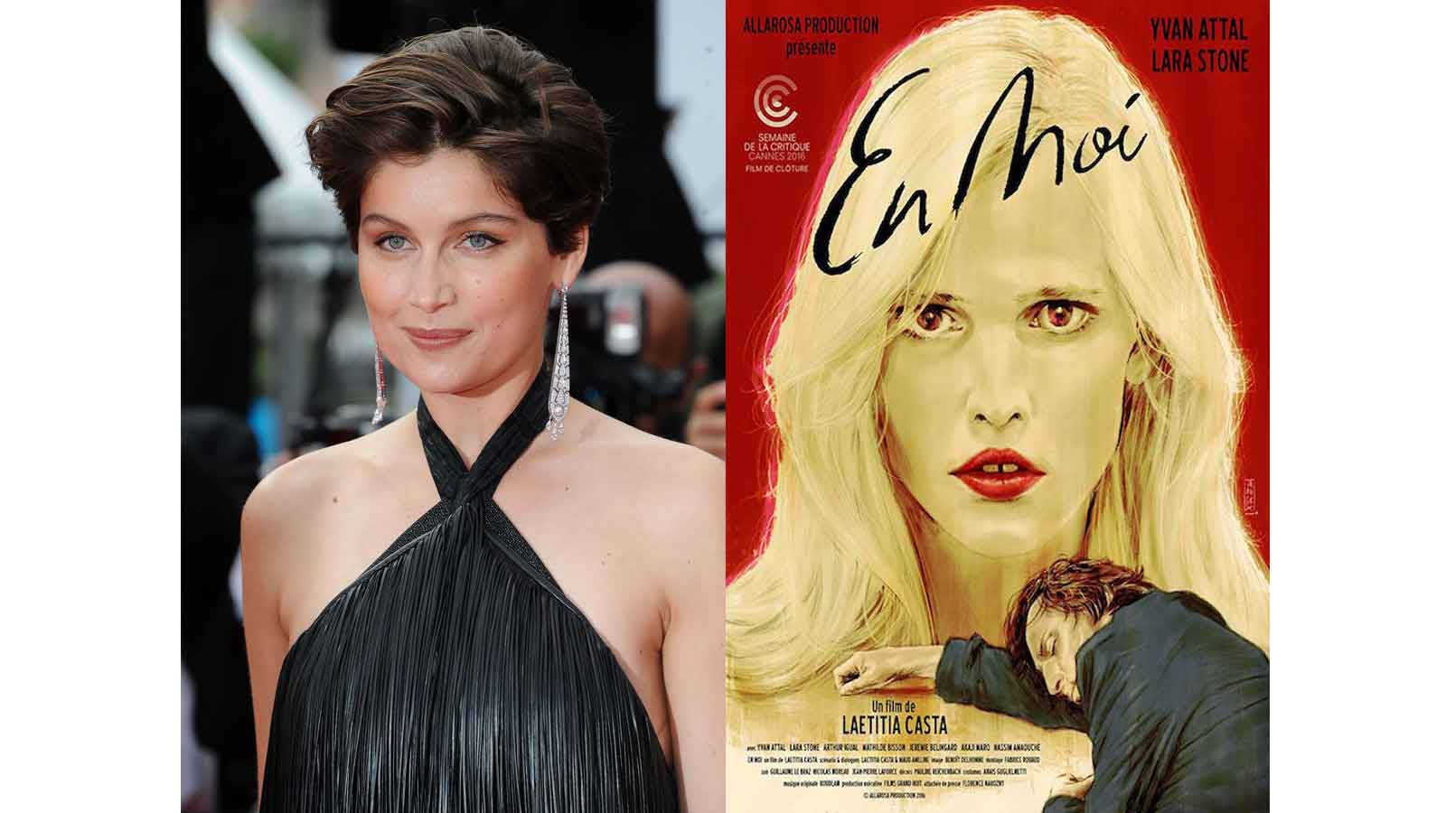 Cannes 2016: La Maison Cointreau, patron of Laetitia Casta's first short film
