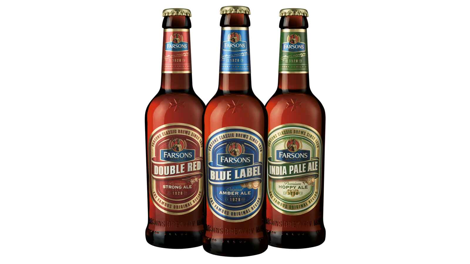 Farsons Brewery launches new and revamped Classic Brews range