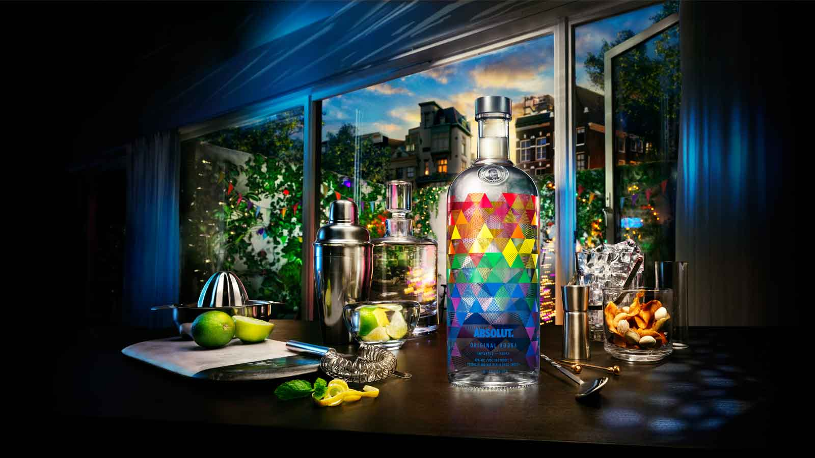 Absolut continues to stir things up with new Limited Edition
