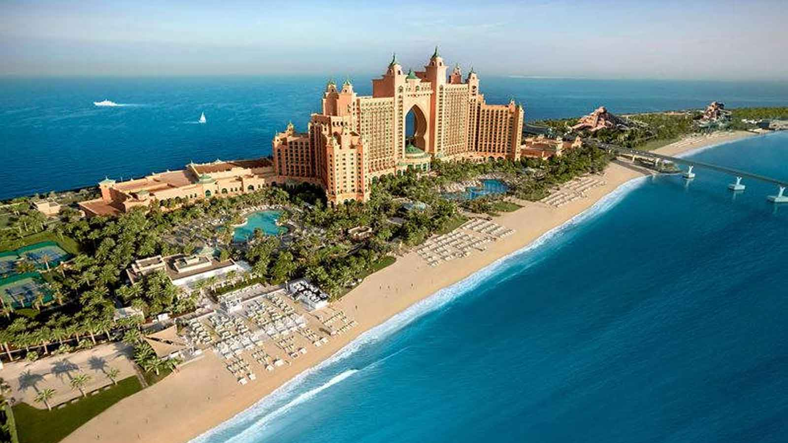 Win a holiday at the Atlantis The Palms Resort in Dubai with Cisk Lager