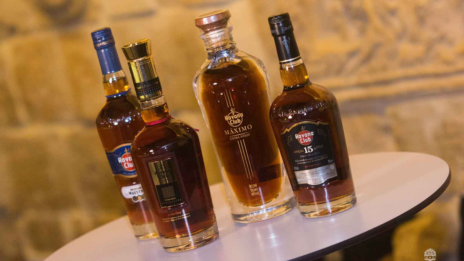 Havana Club presents an iconic collection of rums
