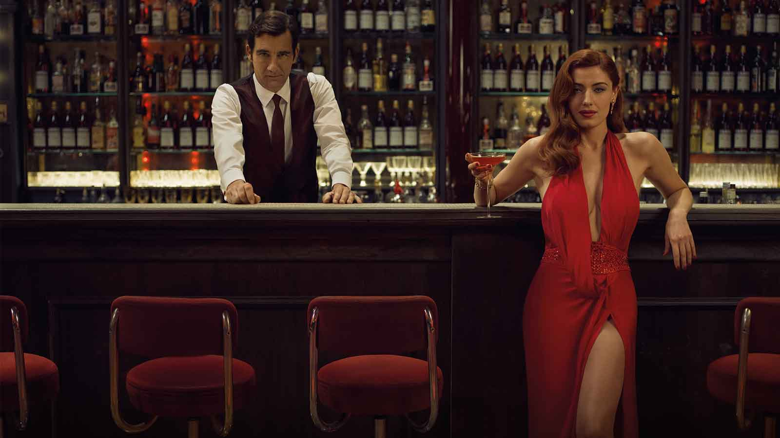 Clive Owen and Paolo Sorrentino lead (r)evolution to film for Campari Red Diaries 2017