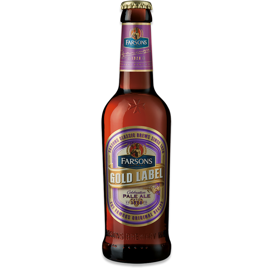 Gold Label Pale Ale