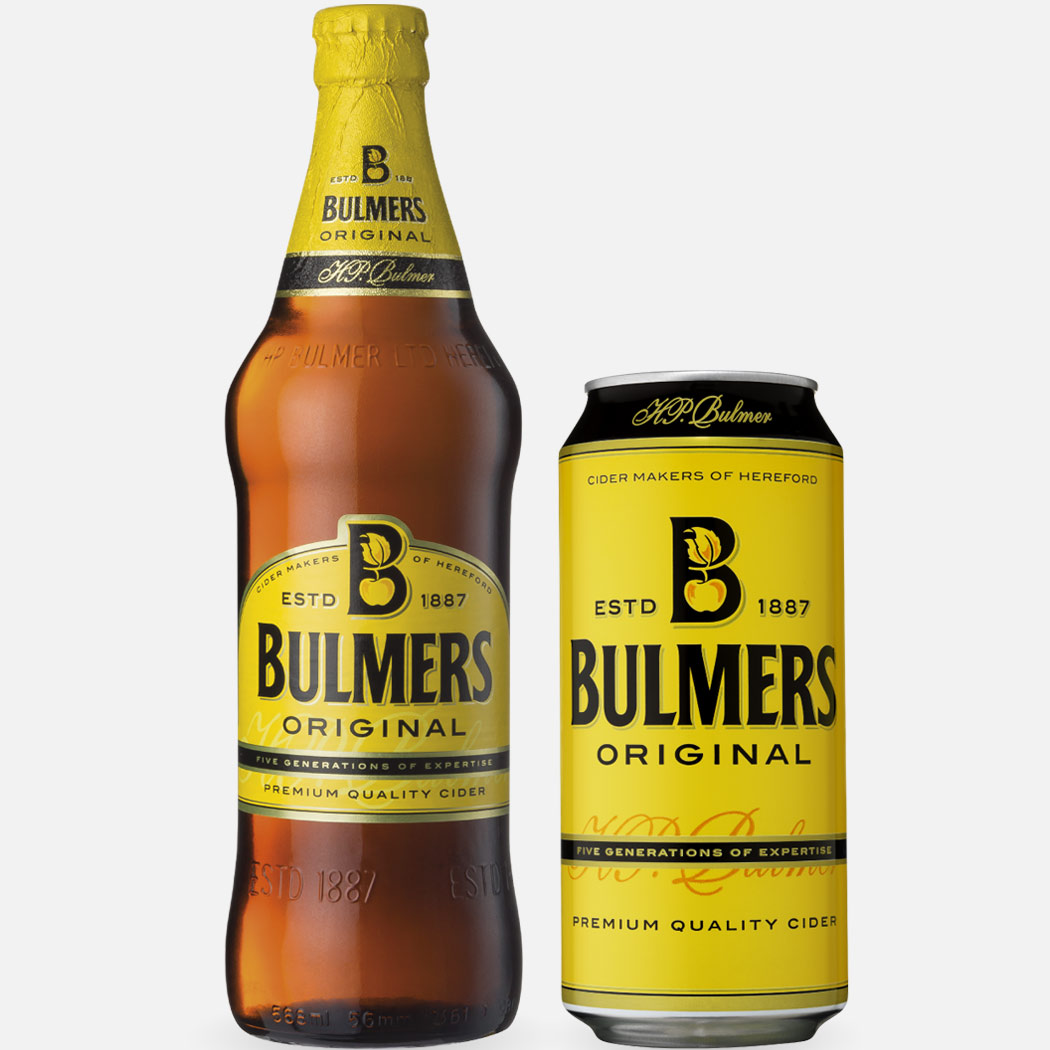 Bulmers's containers