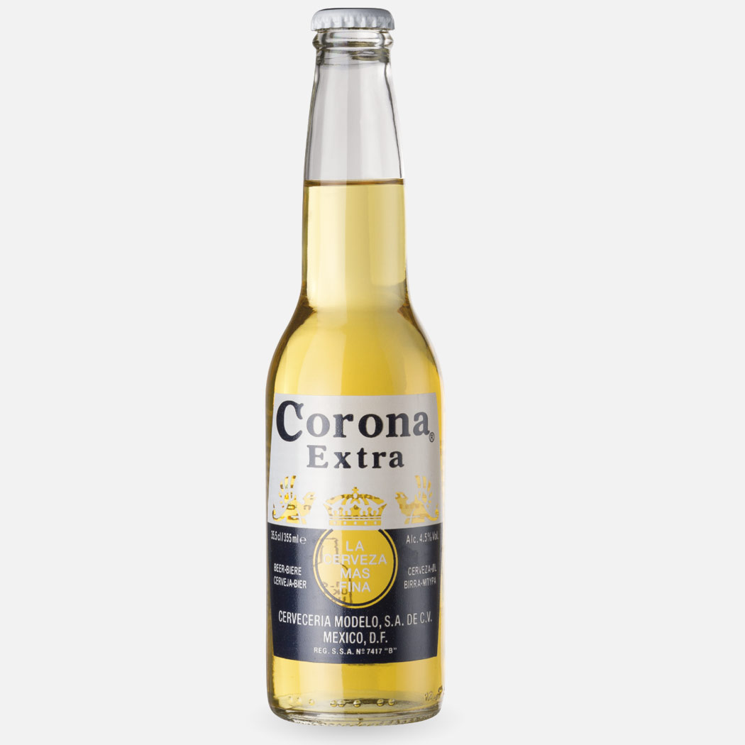 Corona's containers