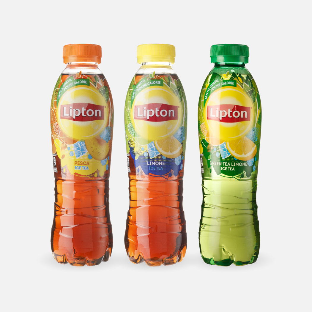 Lipton's containers