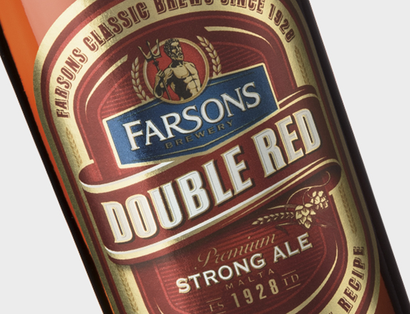 Double Red Strong Ale